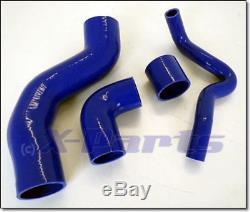 Kit de Tuyau D'Air Charge VW Golf 4 Gti 1,8t T 150 180 Ch Pression Turbo Bleu