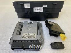 Kit demarrage Vw Golf 5 GTI 2L TFSI BWA Puissance modifié 300cv 1K0907115Q Med9