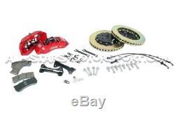 Kit gros frein avant 356mm D2 Racing Golf 5 GTI / R32 / Golf 6 GTI / R brake kit