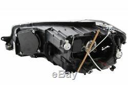 Kit pour VW Golf 7.5 VII Facelift 17+ GTI Look Phares Bi-xénon Feux Arrières LED