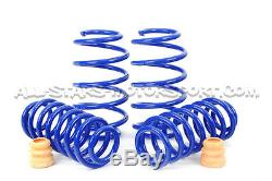 Kit ressorts courts VW Racing pour Golf 5 GTI / Golf 6 GTI Sport Springs
