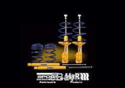 Koni Châssis Sport Kit pour VW Golf 2 Jetta 2 Gti 16V 1140-6322