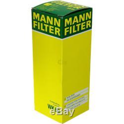 MANNOL 5L Energy Premium 5W-30 + Mann-Filter filtre Pour VW Golf V 1K1 2.0 Gti