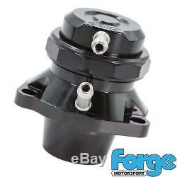 Noir Forge Dump Soupape Fusion Off Kit pour Golf mk5 Gti mk6 R 2.0 TFSI K03