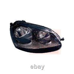 Phares Kit pour VW Golf V Gti Année Fab. 09/04-09 Incl. Moteur H7+H7 Lampes