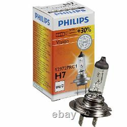 Phares Kit pour VW Golf VI Année Fab. 11/08- Incl. Moteur H7+H15 Lampes 5E6