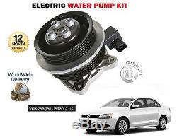 Pour VOLKSWAGEN VW JETTA POLO 1.4 TSI GTI 1390cc 2006 Neuf Kit Pompe à eau