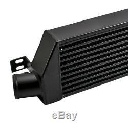 Pour VW Golf GTI Mk5 2.0 TFSI Front Mount Intercooler Kit 625x170x70