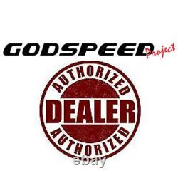 Pour VW Golf Gti 06-09 MK5 Godspeed Monoss Suspension Kit Carossage Plaque
