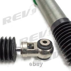 REV9 32 Ways Hyper-Street 2 Mono Tube Surcharge Kit Pour 99-04 VW Golf Gti MK4