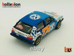 RIVA-KITS VW GOLF GTI GRA n°22 TA Rallye Monte Carlo 1986 1.43