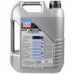 Révision Filtre LIQUI MOLY Huile 6L 5W-30 Pour VW Golf VI 5K1 2.0 de Gti 1K1