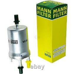 Révision Filtre LIQUI MOLY Huile 6L 5W-40 Pour VW Golf VI 5K1 2.0 Gti 1K1 517