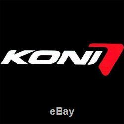 STR. T Kit Amortisseurs sport KONI pour SEAT LEON II, VW GOLF 5 GTI, Diamètre 55