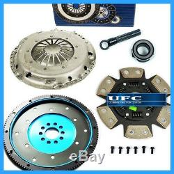 Sachs-Uf Stage 3 Disque Embrayage Kit + Aluminium Volant VW Golf Gti Passat Vr6