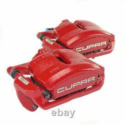 Seat Leon 5F Cupra R Étriers Avant Kit Original Selle + Revêtements Frein 340mm