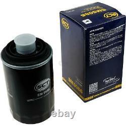 Sketch D'Inspection Filtre Huile Liqui Moly 6L 5W-40 Pour VW Golf V 1K1 2.0 Gti