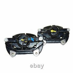 Système de Freinage Avant VW Golf 7 R Performance Frein Étriers Perforé Disques