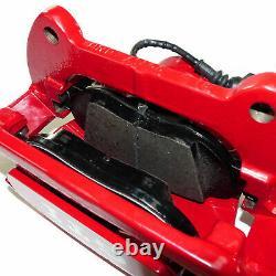 Système de Freinage Étriers 340 310mm Seat Leon Cupra 5F Perforé Disques Frein