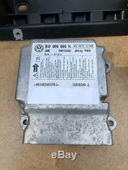 Tableau de bord kit Airbag Complet Vw Golf 5 Gti