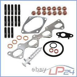 Turbocompresseur+kit De Montage Vw Polo 6r 1.4 Gti Scirocco 13 1.4 Tsi