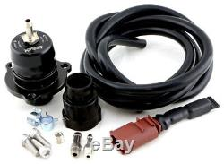Turbosmart Kompact Double Port Bov V2 Kit pour 06-12 Volkswagen Gti 12-13 Golf R