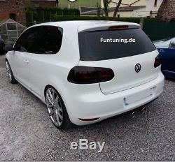VW GOLF 6 GTI KIT SPORT échappement D + Tablier DUPLEX R20 R32 VI R