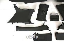VW Golf 5 Gti Édition 30 Ciel Préformé Noir Kit de Conversion Colonne, Lampes