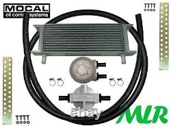 VW Golf MK4 MK5 Gti 1.8 20V Turbo Mocal 1/2 Huile Radiateur & Filtre Kit POK4