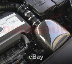 VW Golf Mk6 2.0 Gti Carbone Air Boîte Admission Kit + PIPERCROSS Filtre