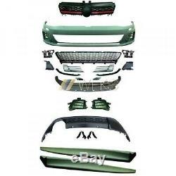 VW Golf VII Gti Optique Pare-Chocs Kit Bodykit