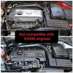 VW Golf mk5 Gti Scirocco R TFSI RAMAIR Admission Air Filtre Rigide Kit Tuyau