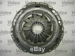 Valeo 2-PC Kit Embrayage pour VW Golf IV 1.8 T Gti 2001-2005