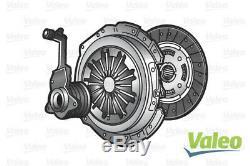 Valeo 3PC Csc Kit Embrayage pour VW Golf V 2.0 Gti 2006-2008