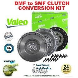 Valeo Dmf à Smf Conv Kit pour VW Golf IV 1.8 T Gti