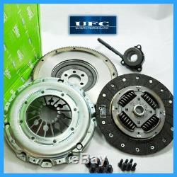 Valeo HD Embrayage Kit & Solide Volant 02-05 VW Bettle S Golf Gti 337 Jetta