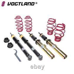 Vogtland Combinés Filetés VW Golf VII Gti GTD Type Au Avec / Elektronik -10162