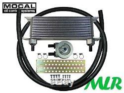Vw Golf MK4 MK5 Gti 1.8 20V Turbo Mocal Résistant Refroidisseur Huile Moteur Kit